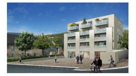 Appartements et maisons neuves Coeur de Saint-Inn éco-habitat à Brison-Saint-Innocent
