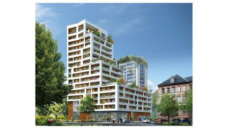 Appartement neuf Plein Ciel investissement loi Pinel à Strasbourg