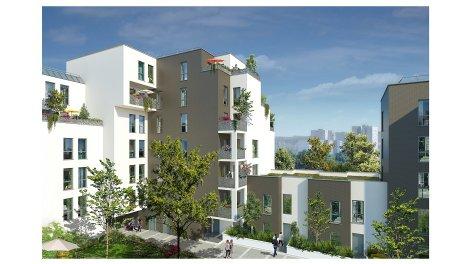 Appartements et maisons neuves Les Balcons de Noisy éco-habitat à Noisy-le-Sec