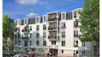 Appartements neufs Les Jardins d'Antony investissement loi Pinel à Antony