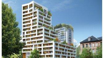 Appartements neufs Plein Ciel investissement loi Pinel à Strasbourg