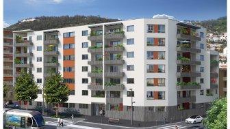 Appartements neufs Esprit Saint-Roch investissement loi Pinel à Nice