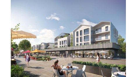 Appartement neuf Carré Boisé investissement loi Pinel à Saint-Germain-en-Laye
