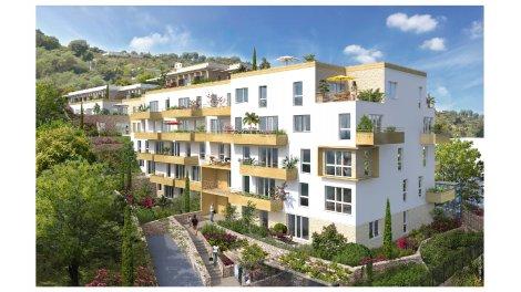 Appartement neuf Esprit Sud investissement loi Pinel à Cagnes-sur-Mer