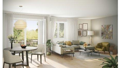 Appartement neuf Villa des Petits Ponts à Le Blanc Mesnil