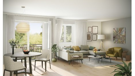 Appartement neuf Prochainement - le Blanc-Mesnil à Le Blanc Mesnil