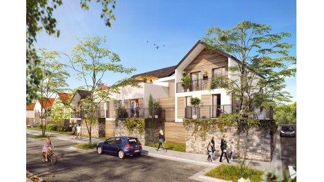 Appartements et maisons neuves L'Acionna à Ormoy
