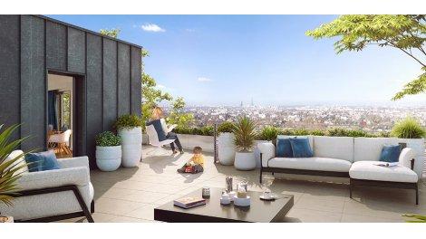 Appartement neuf Le Bellevue éco-habitat à Ormesson-sur-Marne