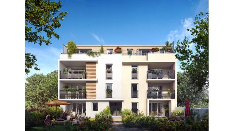 Appartement neuf Le Patio investissement loi Pinel à Châtenay-Malabry
