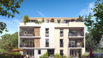 Appartements neufs Le Patio investissement loi Pinel à Châtenay-Malabry