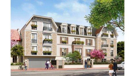Appartement neuf Le Clos des Luats investissement loi Pinel à Villiers-sur-Marne