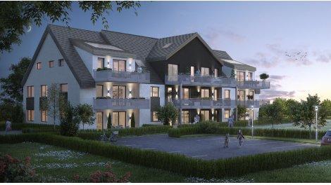 Appartement neuf Reiner investissement loi Pinel à Achenheim
