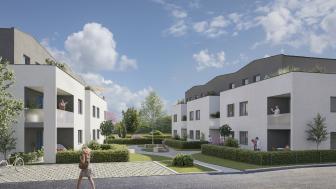 """Programme immobilier du mois """"Gingko"""" - Griesheim-Près-Molsheim"""