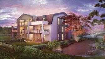 Appartements neufs Hanami éco-habitat à Saint-Louis