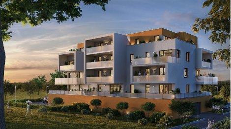 Appartement neuf Hosea 3 investissement loi Pinel à Cernay