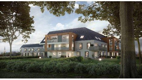 Appartement neuf Signature investissement loi Pinel à Lingolsheim