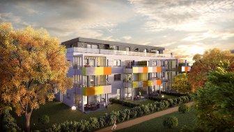 Appartements neufs Plenitude investissement loi Pinel à Pfastatt