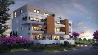 Appartements neufs L'Orangerie 2 investissement loi Pinel à Lutterbach