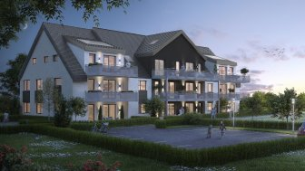 Appartements neufs Reiner éco-habitat à Achenheim