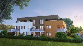 Appartements neufs Talenri investissement loi Pinel à Ruelisheim