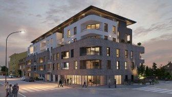 Appartements neufs Heart Deco investissement loi Pinel à Saint-Louis
