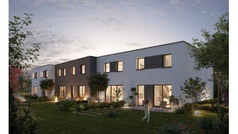 Maisons neuves Reiner à Achenheim