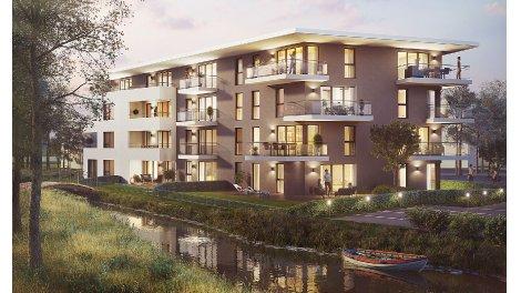 Appartement neuf Elô investissement loi Pinel à Sausheim