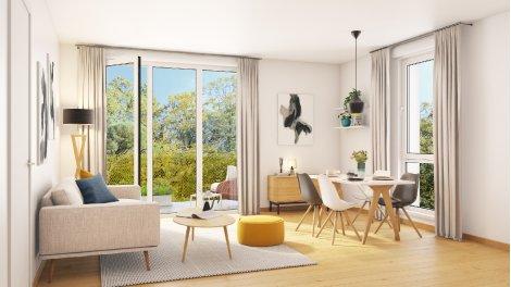 immobilier ecologique à Roncq