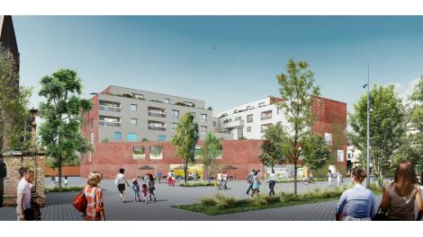 Appartement neuf Agora éco-habitat à Schiltigheim