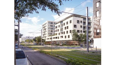 Appartement neuf Cassiopee à Bègles