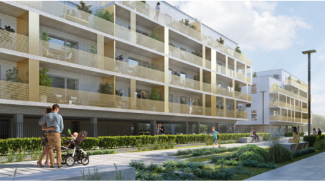 Appartement neuf La Manufacture éco-habitat à Roncq