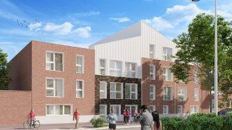 Appartements neufs City Green éco-habitat à Tourcoing