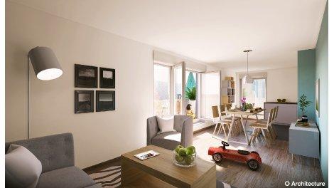 immobilier basse consommation à Schiltigheim