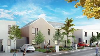 Maisons neuves Les Augustins à Bischwiller