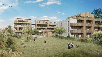 Appartements neufs Canopee investissement loi Pinel à Orvault