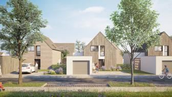 Maisons neuves Le Clos de la Malterie éco-habitat à Baisieux