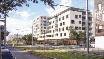Appartements neufs Cassiopee éco-habitat à Bègles