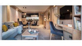 Appartements neufs Le Roc des Tours à Le Grand-Bornand
