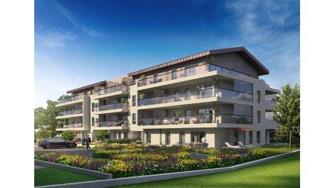 Appartement neuf Jardin Cardinal à Annecy