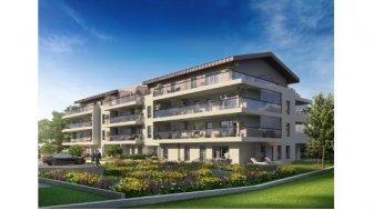 Appartements neufs Jardin Cardinal à Annecy