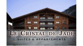 Appartements neufs Le Cristal de Jade à Chamonix-Mont-Blanc