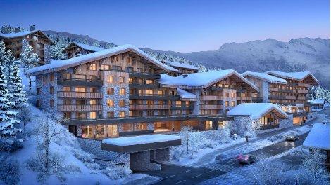 Appartement neuf Alpen Lodge à La Rosière
