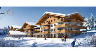 Appartements neufs Residence Amaya à Les Saisies