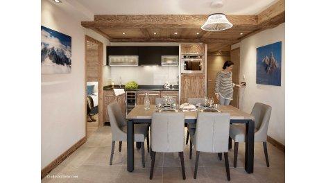 Appartement neuf Résidence Alexane à Samoëns