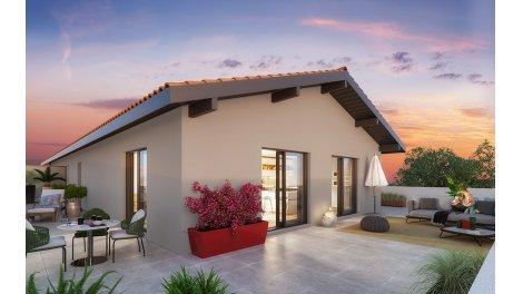 Appartements neufs Villa Maïtia éco-habitat à Anglet