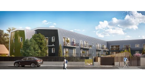 Appartement neuf Urban Garden investissement loi Pinel à Sartrouville