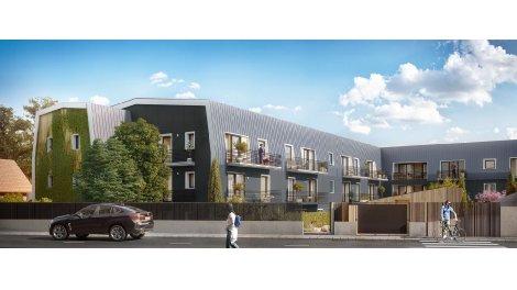 Appartement neuf Urban Garden éco-habitat à Sartrouville