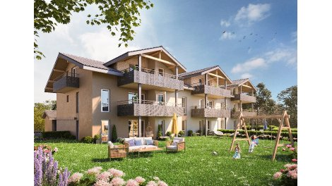 Appartements et maisons neuves Sechex à Margencel