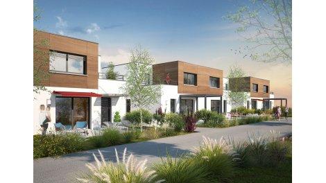 investissement immobilier neuf le hameau de bregille besan on. Black Bedroom Furniture Sets. Home Design Ideas