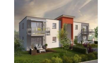 Appartement neuf Le Clos de Champsol éco-habitat à Chemaudin